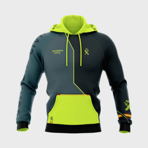 Sudadera capucha Guardia Civil